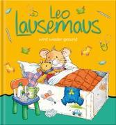 Cover-Bild zu Leo Lausemaus wird wieder gesund von Witt, Sophia
