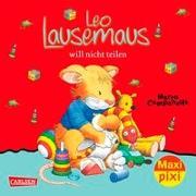 Cover-Bild zu VE 5 Leo Lausemaus will nicht teilen (5 Exemplare) von Casalis, Anna