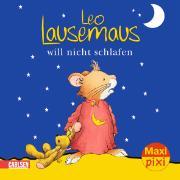 Cover-Bild zu Carlsen Paket. Maxi-Pixi Nr. 54. Leo Lausemaus will nicht schlafen von Campanella, Marco (Illustr.)