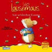 Cover-Bild zu Carlsen Paket. Maxi-Pixi Nr. 109. Leo Lausemaus hat schlechte Laune von Campanella, Marco (Illustr.)