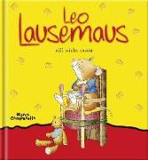 Cover-Bild zu Leo Lausemaus will nicht essen von Campanella, Marco (Illustr.)