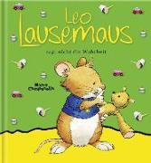 Cover-Bild zu Leo Lausemaus sagt nicht die Wahrheit von Dami, Andrea