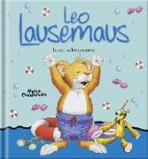 Cover-Bild zu Leo Lausemaus lernt schwimmen von Campanella, Marco (Illustr.)