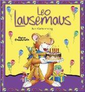 Cover-Bild zu Leo Lausemaus hat Geburtstag von Campanella, Marco (Illustr.)