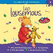 Cover-Bild zu Leo Lausemaus - Folge 3 (Audio Download) von Campanella, Marco