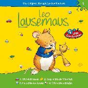 Cover-Bild zu Leo Lausemaus - Folge 1 (Audio Download) von Campanella, Marco