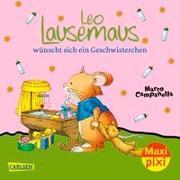 Cover-Bild zu VE 5 Leo Lausemaus wünscht sich ein Geschwisterchen (5 Exemplare) von Casalis, Anna
