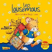 Cover-Bild zu VE 5 Leo Lausemaus allein bei den Großeltern (5 Exemplare) von Casalis, Anna