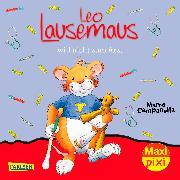 Cover-Bild zu VE 5 Leo Lausemaus will nicht zum Arzt (5 Exemplare) von Casalis, Anna