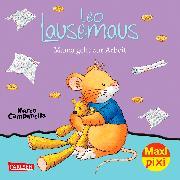 Cover-Bild zu VE 5 Leo Lausemaus: Mama geht zur Arbeit (5 Exemplare) von Casalis, Anna