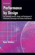 Cover-Bild zu Performance by Design von Gerson, Richard F.