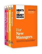 Cover-Bild zu HBR's 10 Must Reads for New Managers Collection (eBook) von Review, Harvard Business