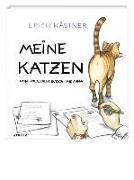 Cover-Bild zu Meine Katzen von Kästner, Erich