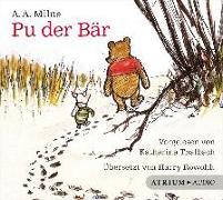 Cover-Bild zu Pu der Bär - Hörbuch von Milne, Alan Alexander