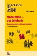 Cover-Bild zu Moderation - das Lehrbuch von Graeßner, Gernot