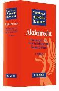 Cover-Bild zu Münchener Anwaltshandbuch Aktienrecht von Schüppen, Matthias (Hrsg.)