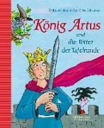 Cover-Bild zu König Artus und die Ritter der Tafelrunde von Neuschaefer, Katharina