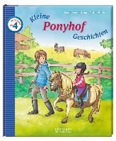 Cover-Bild zu Kleine Ponyhof-Geschichten zum Vorlesen von Klitzing, Maren