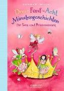Cover-Bild zu 3-5-8 Minutengeschichten - Feen und Prinzessinnen von Breitenöder, Julia