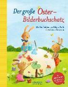 Cover-Bild zu Der grosse Oster-Bilderbuchschatz von Palanza, Dorothy