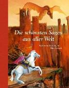 Cover-Bild zu Die schönsten Sagen aus aller Welt von Neuschaefer, Katharina
