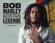 Cover-Bild zu Bob Marley: Bilder einer Legende. Mit vielen unveröffentlichten Bildern aus dem Familienarchiv von Marley, David Ziggy