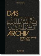 Cover-Bild zu Das Star Wars Archiv. 1977-1983 - 40th Anniversary Edition von Duncan, Paul (Hrsg.)