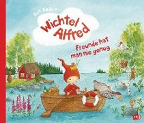 Cover-Bild zu Wichtel Alfred - Freunde hat man nie genug (eBook) von Kaden, Outi