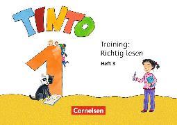 Cover-Bild zu Tinto 1 1. Schuljahr. Neubearbeitung 2018. Training: Richtig lesen. Arbeitsheft 3+4 im Paket von Anders, Linda