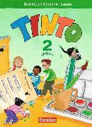 Cover-Bild zu Tinto grün 2. Schuljahr. Basisbuch Sprache - Lesen von Anders, Linda