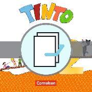 Cover-Bild zu Tinto Sprachlesebuch 2-4 2. Schuljahr. Neubearbeitung 2019. Prüfpaket von Anders, Linda