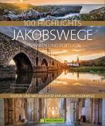 Cover-Bild zu Bisping, Stefanie: 100 Highlights Jakobswege in Spanien und Portugal