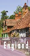 Cover-Bild zu Bisping, Stefanie: Lesereise England (eBook)