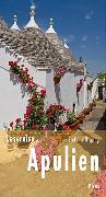 Cover-Bild zu Bisping, Stefanie: Lesereise Apulien (eBook)