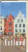 Cover-Bild zu Bisping, Stefanie: Lesereise Estland
