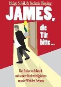 Cover-Bild zu Bisping, Stefanie: James, die Tür bitte! (eBook)