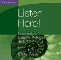 Cover-Bild zu Listen Here! Audio-CD von West, Clare
