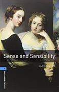 Cover-Bild zu Oxford Bookworms Library: Level 5:: Sense and Sensibility audio pack von Austen, Jane