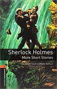 Cover-Bild zu Oxford Bookworms Library: Level 2:: Sherlock Holmes: More Short Stories audio pack von Conan Doyle, Arthur