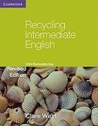 Cover-Bild zu Recycling Intermediate English. With Removable Key von West, Clare