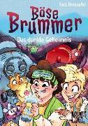 Cover-Bild zu Holzapfel, Falk: Böse Brummer (Band 2) - Das dunkle Geheimnis