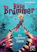 Cover-Bild zu Holzapfel, Falk: Böse Brummer (Band 1) - Die verbotene Zone