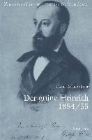 Cover-Bild zu Der grüne Heinrich 1854/55 von Rothenbühler, Daniel