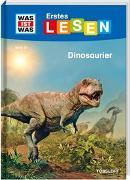 Cover-Bild zu WAS IST WAS Erstes Lesen Band 13. Dinosaurier von Bischoff, Karin