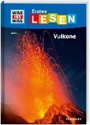 Cover-Bild zu WAS IST WAS Erstes Lesen Band 3. Vulkane von Braun, Christina