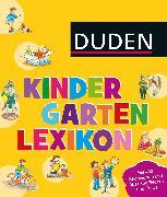 Cover-Bild zu Duden - Kindergarten-Lexikon von Braun, Christina