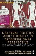 Cover-Bild zu National Politics and Sexuality in Transregional Perspective (eBook) von Rohde, Achim (Hrsg.)