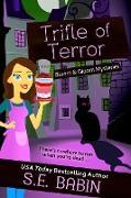 Cover-Bild zu Trifle of Terror (Bloom & Gloom Mysteries, #2) (eBook) von Babin, S. E.