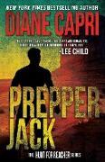 Cover-Bild zu Prepper Jack (The Hunt for Jack Reacher, #12) (eBook) von Capri, Diane