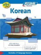 Cover-Bild zu Phrasebook - Korean von Assimil (Hrsg.)